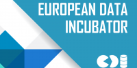 We've been selected to take part in European Data Incubator!