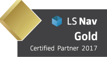 2017/03/23 - PRESS RELEASE - ERGOLOGIC LS Retail Gold Partner 2017