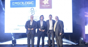 Silver award for ERGOLOGIC and COFFEE ISLAND at this year's BITE AWARDS A powerful Digital Solution, ErgoFlow®